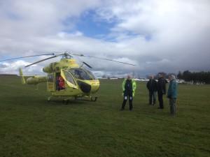 Air Ambulance 30 March