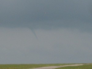Funnel cloud May 18th