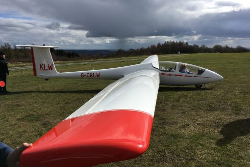 Take to the skies with us! | Yorkshire Gliding Club