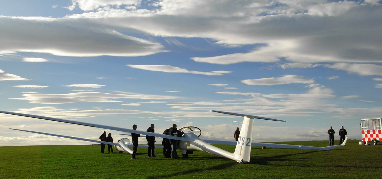 Gliding FAQ | Yorkshire Gliding Club